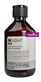 INSIGHT MAN Beard Cleanser  płyn do mycia brody 250 ml